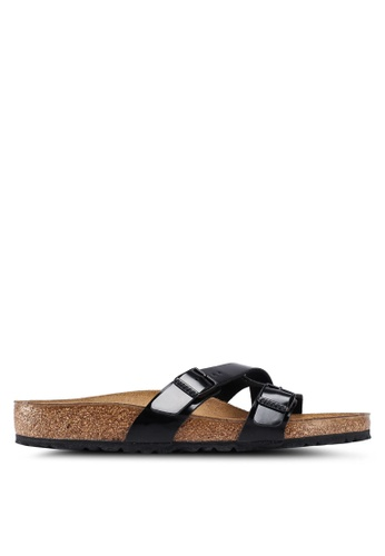 ab288278adaa9 Shop Birkenstock Yao Balance Patent Sandals Online on ZALORA Philippines