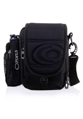 Ozone black Ozone Tablet/ Mini Ipad Shoulder Bag 726 - Hitam 9B8F4AC0F9F5FDGS_1