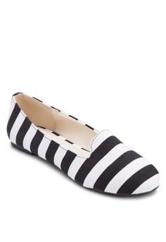 Kori Striped Loafers