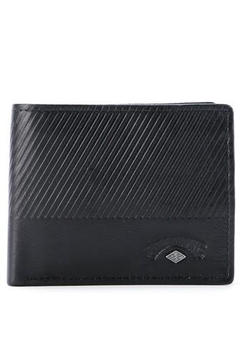 Billabong black Helmsman Rfid Flip Wallet BA624ACE9344DBGS_1