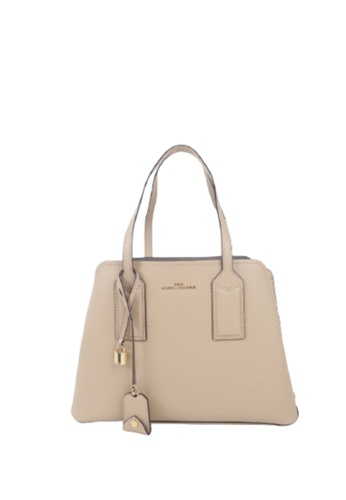 Marc Jacobs brown Marc Jacobs The Editor M0012564 Shoulder Bag In Sand 54563AC7041C5BGS_1