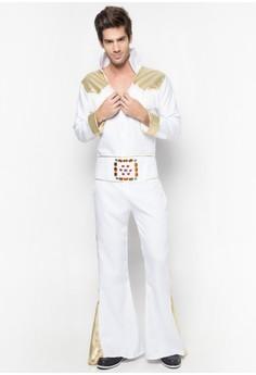 Karnival Rock N Roll Costume for Men