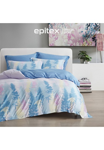 Epitex Epitex Nutex Bamboo BP5308-05 1200TC Fitted Sheet Set 89A5BHL60D6588GS_1