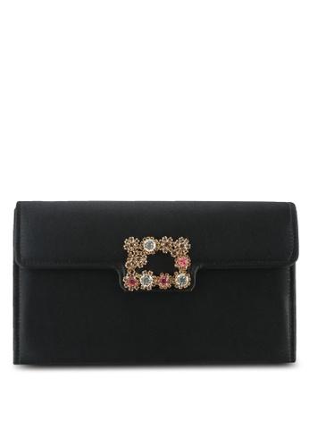 Papillon Clutch black Marigold Clutch PA491AC0RT87MY_1