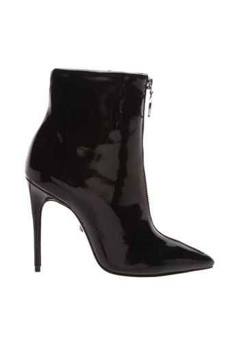 SCHUTZ black SCHUTZ Ankle Boots in Exotic Skins - VERSE (BLACK) E70CCSHA9398D5GS_1