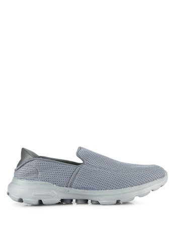 UniqTee grey Lighweight Breathable Mesh Sport Shoes UN097SH0RS49MY_1
