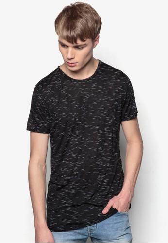 Bandit 印花設計TEE, esprit tw服飾, 素色T恤