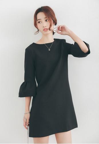 Shopsfashion black Alania Little Black Dress 55809AA03D6D68GS_1
