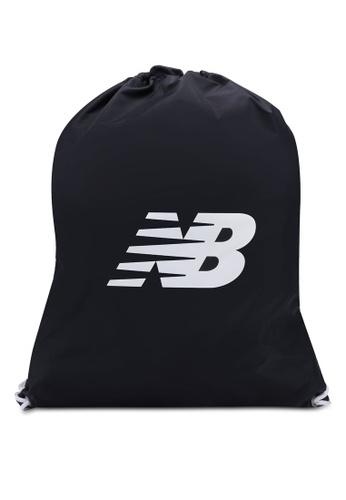 New Balance black Cinch Gymsack 767ADACB7CDDCDGS_1