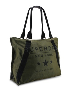 016be54c98 36% OFF Superdry Amaya Twill Tote Bag S$ 99.00 NOW S$ 62.90 Sizes One Size
