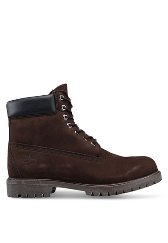 Timberland brown 6-Inch Premium Boots 3DE2ASH94E211BGS_1