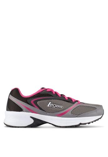 Legas grey Neptune LA Women's Shoes LE684SH0S2NCMY_1