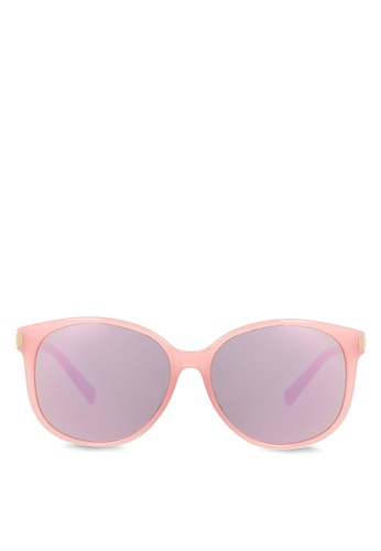 Kimberley Eyewear pink Legally Blonde Sunglasses KI426GL38SKZPH_1