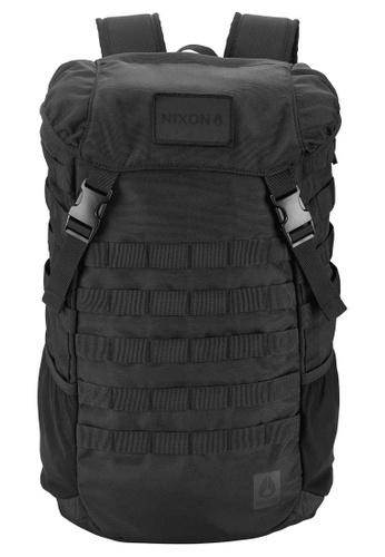 Nixon black Nixon - Landlock Backpack - Guerilla-Tactics Black (C2903000) D61B3ACE10C3CFGS_1