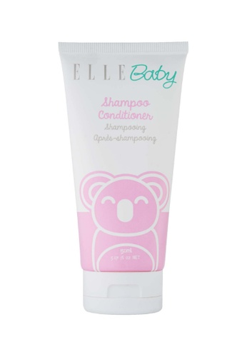 Elle Baby ELLE Baby 2 in 1 Shampoo & Conditioner B092AES6583B20GS_1