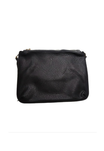ACEXSPADE black 3 Zip Bag – Black 0FC43ACB578F97GS_1