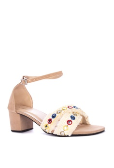2393cd85b 47% OFF Mishka Valika Heeled Sandals Php 1,499.00 NOW Php 799.00 Sizes 5 6  7 8 9