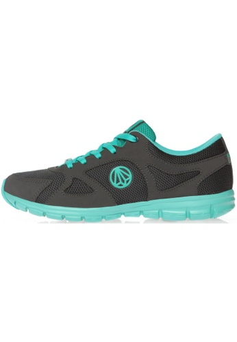 paperplanes Paperplanes-1202 Super Light Weight Mesh Walking Sneakers Shoes US Women Size PA110SH16ZOHHK_1