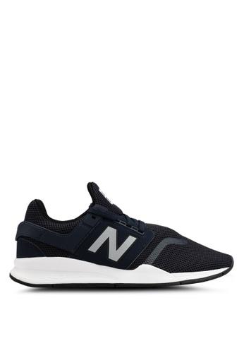 New Balance navy 247 V2 Lifestyle Shoes 8F511SHFF72782GS_1