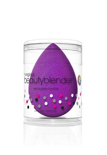Beauty Blender multi Beauty Blender Make-Up Sponge In Mini Canister - Royal 79F6DBE8BB15AEGS_1