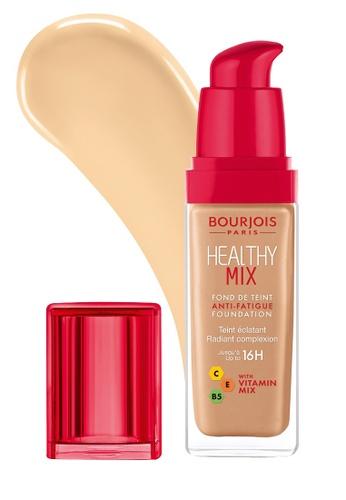 BOURJOIS beige Bourjois Healthy Mix Anti-Fatigue Foundation #55 Dark Beige BO885BE41NCSSG_1