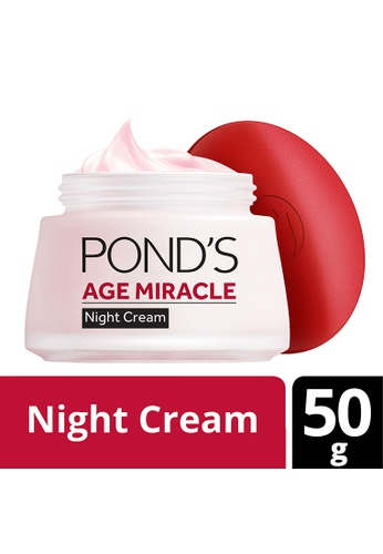Pond's n/a Pond's Age Miracle Night Cream 50G 8C3BDBED503F01GS_1