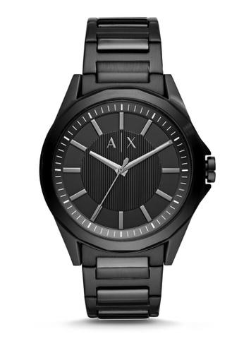 Armani Exchange black Drexler Analog Watch AX2620 DD71BAC89B0DC0GS_1