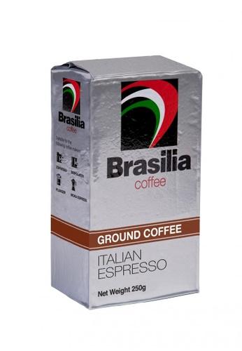 Livebetterasia Singapore Brasilia Coffee Ground Brick Pack Italian Espresso 250g 62D88ESA91E2EEGS_1