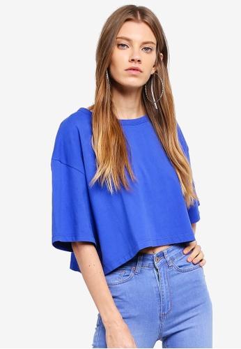 Factorie blue Zoe Tee E7138AAE16D8E5GS_1
