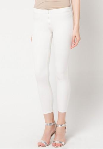 Contempo white Skinny Pant CO339AA92XKHID_1