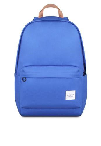 Exsport blue Exsport Willow Vert Backpack - Blue D43CAAC1DAF1E4GS_1