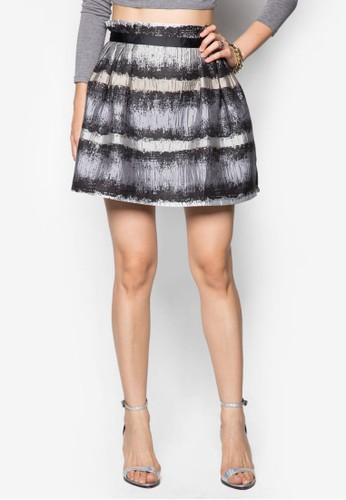 多色短裙, 服飾, esprit outlet 家樂福迷你裙