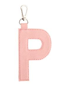 Letter P Milano Key Holder