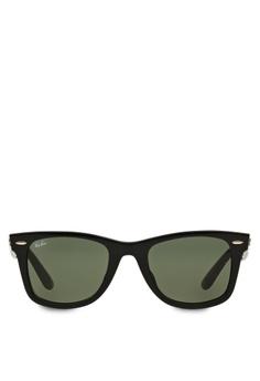 2e1f9e501e0 Ray-Ban Original Wayfarer RB2140 Sunglasses RA370GL73RZASG 1