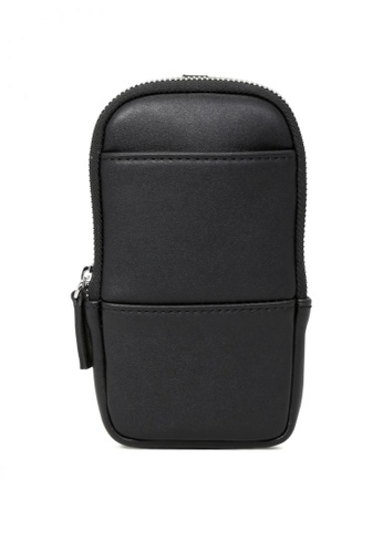 London Rag black Travel Pouch Bag 77820AC81501F4GS_1