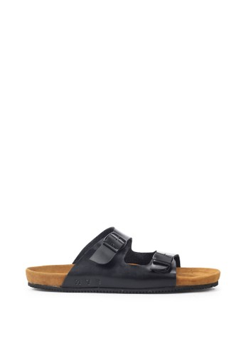 Navara brown Almo Black EVA Sandals C12B3SHE8FE6B5GS_1