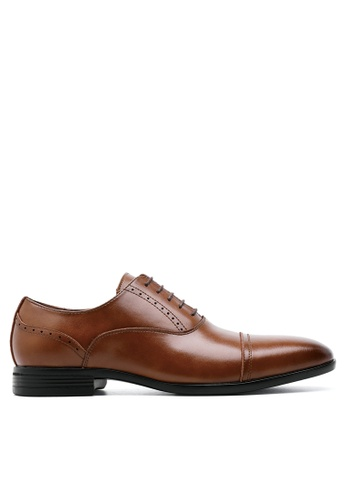 Twenty Eight Shoes Leather Cap Toe Brogues DS671. B04E5SHB3C1EB3GS_1