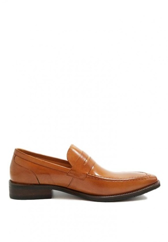 Kings Collection brown Jemison Classic Loafer E5753SHDB04339GS_1