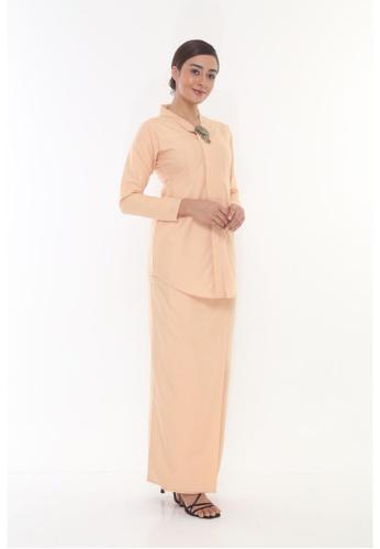 Amar Amran brown Baju Kebaya Rokiah D03D3AAB0CD041GS_1