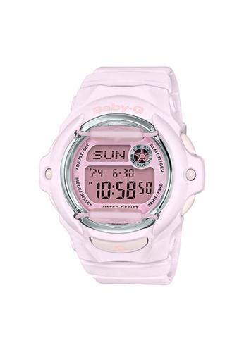 Baby-G pink CASIO BABY-G WATCH BG-169M-4DR E4605AC5588405GS_1