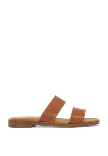 ROC Boots Australia brown Laguna Tan Sandal RO289SH38BQFSG_1