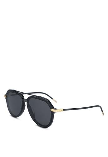 Dolce & Gabbana black Dolce & Gabbana DG4330F Sunglasses DCF2CGL1125558GS_1