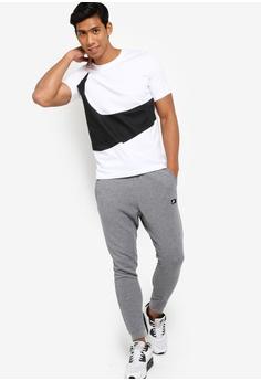 buy popular 64380 b1b42 16% OFF Nike As Men s Nsw Hbr Swoosh 1 Tee RM 129.00 NOW RM 108.90 Sizes S  M L XL