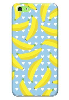 Banana Glossy Hard Case for iPhone 5c