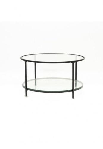 Choice Furniture black Choice Furniture - Cosmo Coffee Table FD63EHLB227801GS_1
