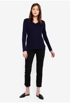 0b8950a4 20% OFF GAP Long Sleeve Plush Rib Top RM 114.00 NOW RM 90.90 Sizes XS S M L