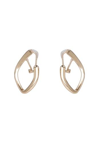 niko and ... gold Geometric Hinged Hoop Earrings C6C21ACDF539A2GS_1