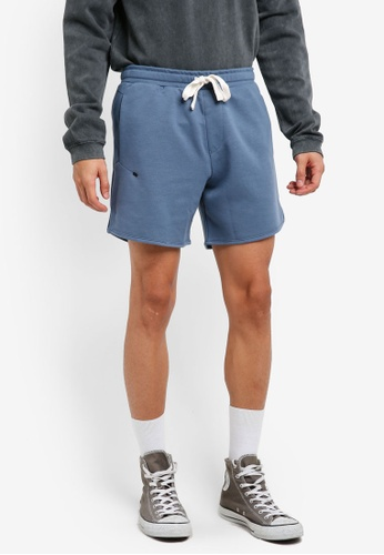 Cotton On blue Coar Performance Double Knit Shorts 7D480AA99F65FAGS_1