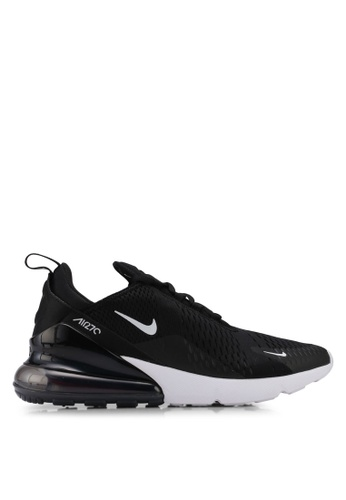 Nike black and white and red Nike Air Max 270 Shoes AAD53SH2178261GS_1