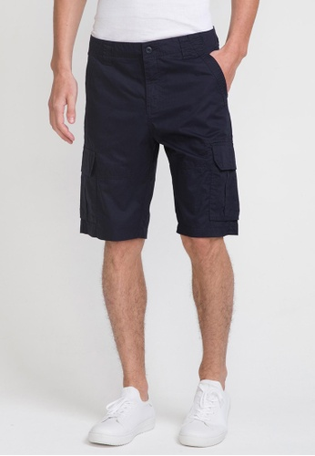 6c007dd421 Buy Bossini Solid Lightweight Cargo Shorts Online on ZALORA Singapore